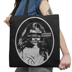 Warrior Princess Exclusive - Wonderful Justice - Tote Bag - Tote Bag - RIPT Apparel
