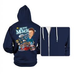 Butt Munch - Hoodies - Hoodies - RIPT Apparel