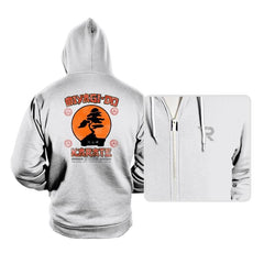 Miyagi do Karate - Hoodies - Hoodies - RIPT Apparel