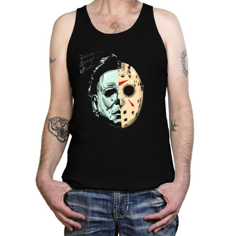 Ruthless Acts of Murder - Record Collector - Tanktop - Tanktop - RIPT Apparel
