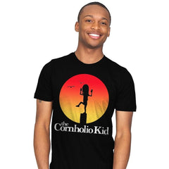 The Cornholio Kid - Mens - T-Shirts - RIPT Apparel