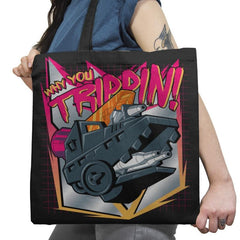 Trippin Exclusive - Shirtformers - Tote Bag - Tote Bag - RIPT Apparel