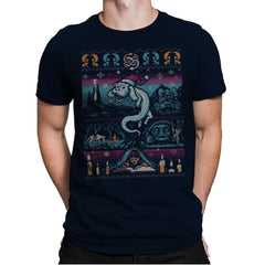 The Neverending Christmas - Mens Premium - T-Shirts - RIPT Apparel