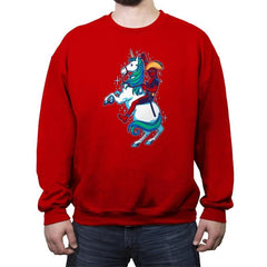 Napooleon - Crew Neck Sweatshirt - Crew Neck Sweatshirt - RIPT Apparel