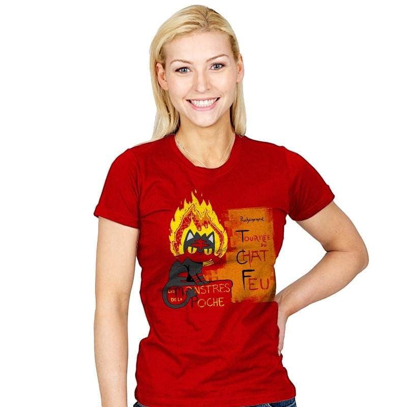 Le Litten Exclusive - Womens - T-Shirts - RIPT Apparel