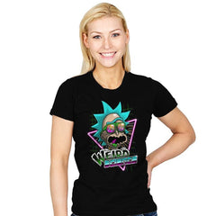 Weird Science - Womens - T-Shirts - RIPT Apparel