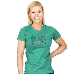 A Growing Guardian Exclusive - Womens - T-Shirts - RIPT Apparel