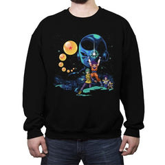 Dragon Wars Z - Best Seller - Crew Neck Sweatshirt - Crew Neck Sweatshirt - RIPT Apparel