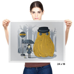 My Neighbor Ittoro Exclusive - Prints - Posters - RIPT Apparel