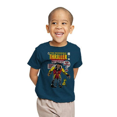 The Incredible Thriller - Youth - T-Shirts - RIPT Apparel