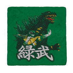 Green Warrior Exclusive - Coasters - Coasters - RIPT Apparel
