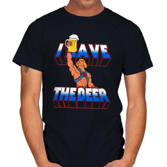 I have the Beer - Mens - T-Shirts - RIPT Apparel