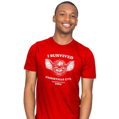 Christmas Eve Survivor - Mens - T-Shirts - RIPT Apparel