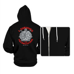 Technodrome Survivor - Hoodies - Hoodies - RIPT Apparel