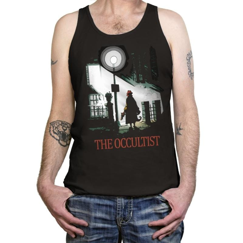 The Occultist - Tanktop - Tanktop - RIPT Apparel