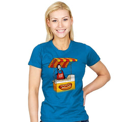 Oscar Myers - Womens - T-Shirts - RIPT Apparel