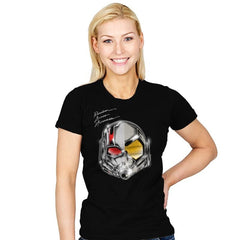 DAFT ANT - Womens - T-Shirts - RIPT Apparel