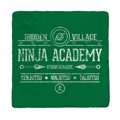 Ninja Academy Exclusive - Anime History Lesson - Coasters - Coasters - RIPT Apparel