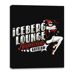 Iceberg Lounge Nightclub - Canvas Wraps - Canvas Wraps - RIPT Apparel