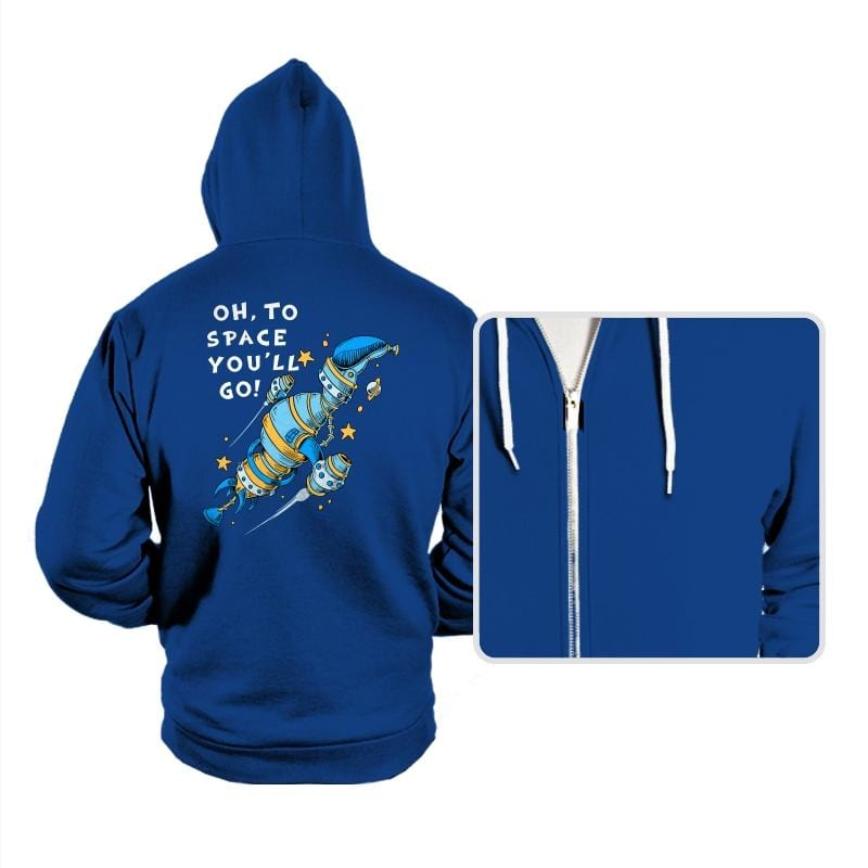 Oh, To Space! - Hoodies - Hoodies - RIPT Apparel