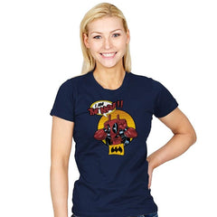 I'M THE NIGHT Reprint - Womens - T-Shirts - RIPT Apparel
