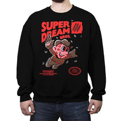 Super Dream Bros - Anytime - Crew Neck Sweatshirt - Crew Neck Sweatshirt - RIPT Apparel