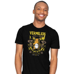 Vermilion Gym - New Year's Evolutions - Mens - T-Shirts - RIPT Apparel