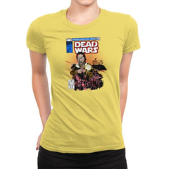 Dead Wars Exclusive - Womens Premium - T-Shirts - RIPT Apparel