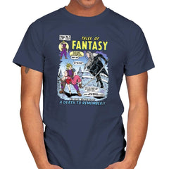 Tales of Fantasy 7 - Mens - T-Shirts - RIPT Apparel
