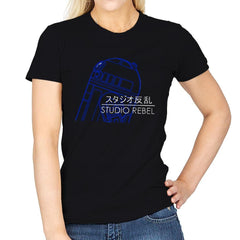 Studio Rebel - Womens - T-Shirts - RIPT Apparel
