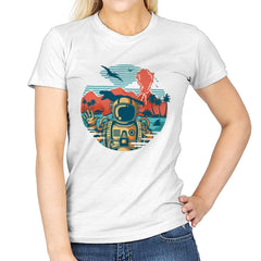 Wrong Vacation - Womens - T-Shirts - RIPT Apparel