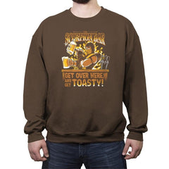 The Scorpion Bar - Crew Neck Sweatshirt - Crew Neck Sweatshirt - RIPT Apparel