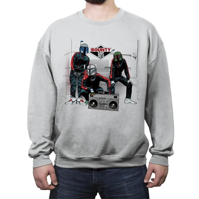 The Bounty Boys - Crew Neck Sweatshirt - Crew Neck Sweatshirt - RIPT Apparel