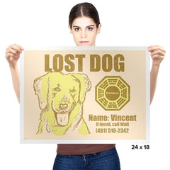 Lost Dog Exclusive - Prints - Posters - RIPT Apparel