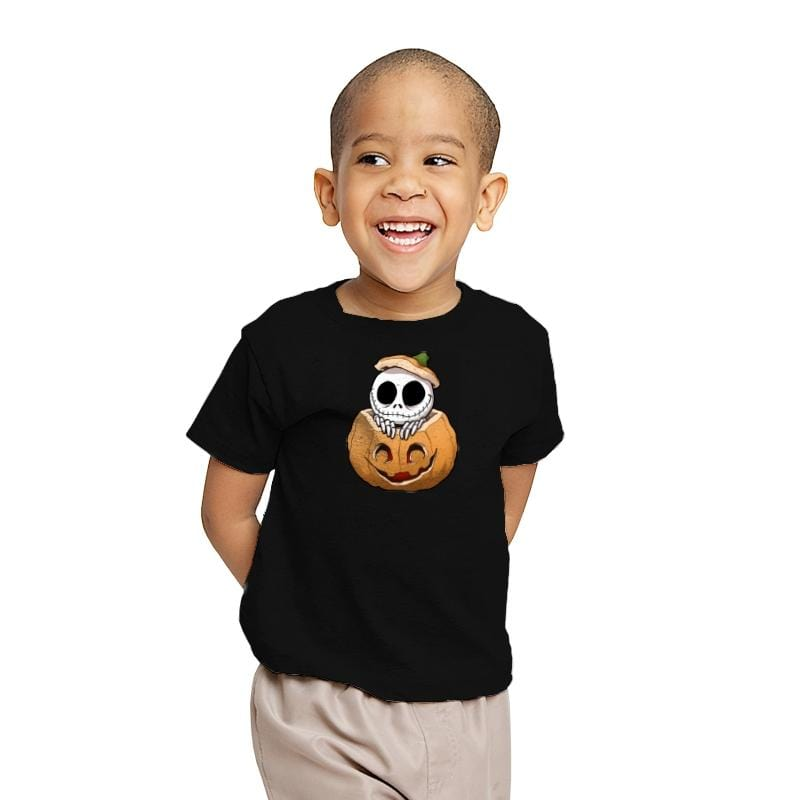 Pumpkin King - Youth - T-Shirts - RIPT Apparel