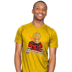 SAIYAN EMPIRE - Mens - T-Shirts - RIPT Apparel