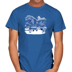 Mt. Droidmore Exclusive - Mens - T-Shirts - RIPT Apparel
