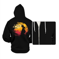 Samurai Journey - Hoodies - Hoodies - RIPT Apparel