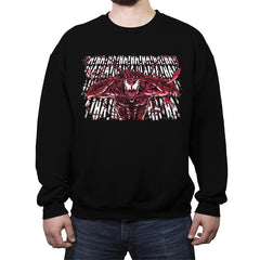 Psybiotepath 2 - Crew Neck Sweatshirt - Crew Neck Sweatshirt - RIPT Apparel