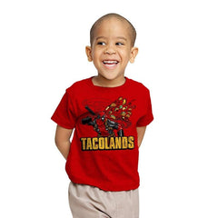 Tacolands - Youth - T-Shirts - RIPT Apparel