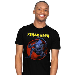 Xenomorph - Mens - T-Shirts - RIPT Apparel
