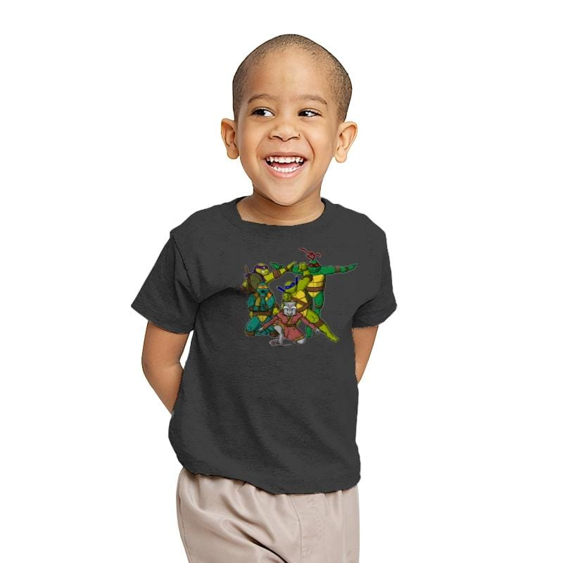 Turtle Force - Youth - T-Shirts - RIPT Apparel