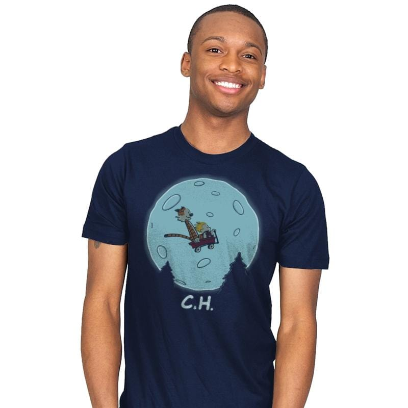 Flying Wagon! - Mens - T-Shirts - RIPT Apparel
