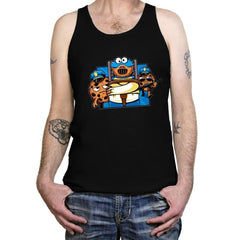 Cookie Devourer - Tanktop - Tanktop - RIPT Apparel