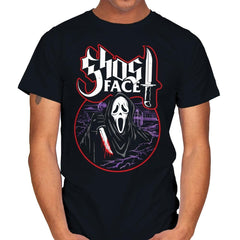 My Scary Mask - Mens - T-Shirts - RIPT Apparel