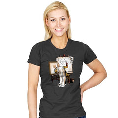 Triple Saitama - Womens - T-Shirts - RIPT Apparel