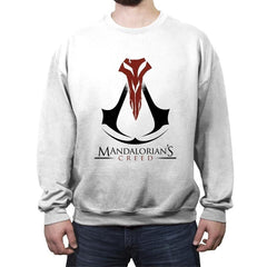The Creedorian - Crew Neck Sweatshirt - Crew Neck Sweatshirt - RIPT Apparel