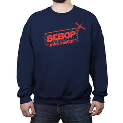 A Space Cowboy Story - Crew Neck Sweatshirt - Crew Neck Sweatshirt - RIPT Apparel