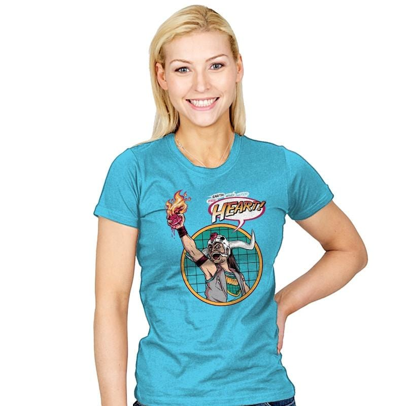 Mola Ram, Planeteer of Doom Exclusive - Womens - T-Shirts - RIPT Apparel