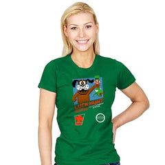 Luck Hunt Exclusive - St Paddys Day - Womens - T-Shirts - RIPT Apparel